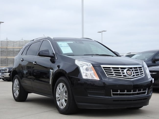 2015 CADILLAC SRX Luxury Drivers Awareness Navigation Certified SUV