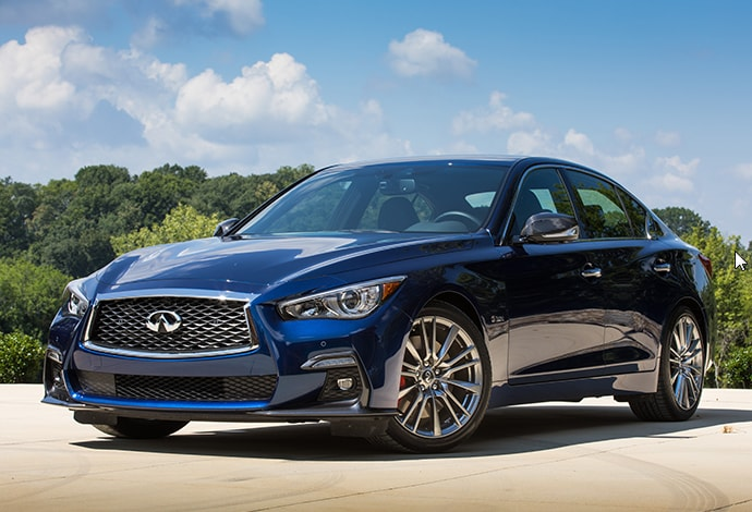 Amazon Alexa Telecommunications Installed in INFINITI Cars