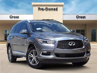 2020 INFINITI QX60 Luxe Essential Proassist Theater Certified SUV
