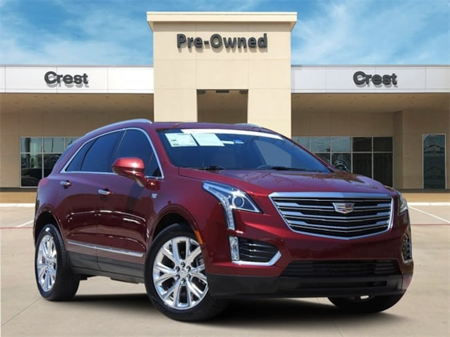 2017 CADILLAC XT5 AWD Luxury Drivers Awareness Navigation Certified SUV
