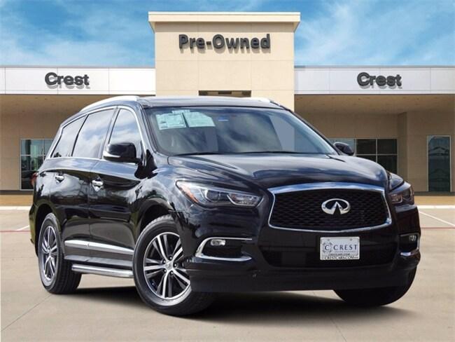 2017 INFINITI QX60 Premium Certified SUV