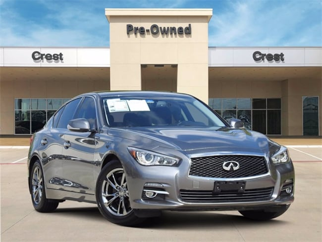 2017 INFINITI Q50 3.0t Signature Edition Certified Sedan