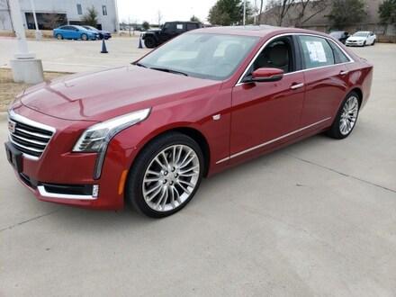 2018 Cadillac CT6 3.6L Premium Luxury Sedan