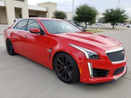 2019 Cadillac CTS-V Luxury Pkg, Brembo Brakes, Ultraview Sunroof, 19 W Sedan