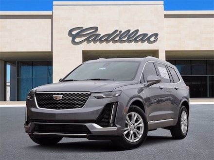 2021 CADILLAC XT6 Luxury SUV