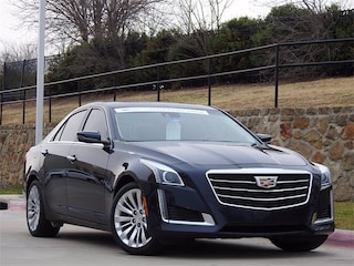2016 CADILLAC CTS Luxury Collection AWD Car