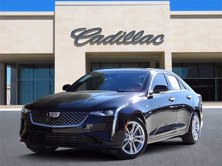 2021 CADILLAC CT4 Luxury Sedan
