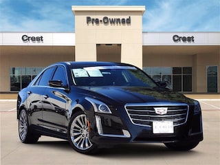 2016 CADILLAC CTS Luxury Collection RWD Car