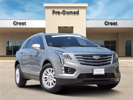 2018 Cadillac XT5 - Certified SUV