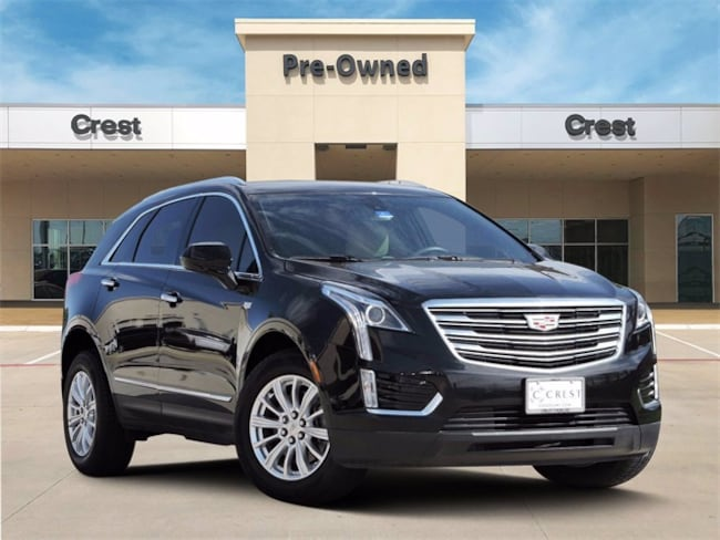 2018 Cadillac XT5 Certified SUV