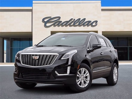 2021 CADILLAC XT5 Luxury SUV