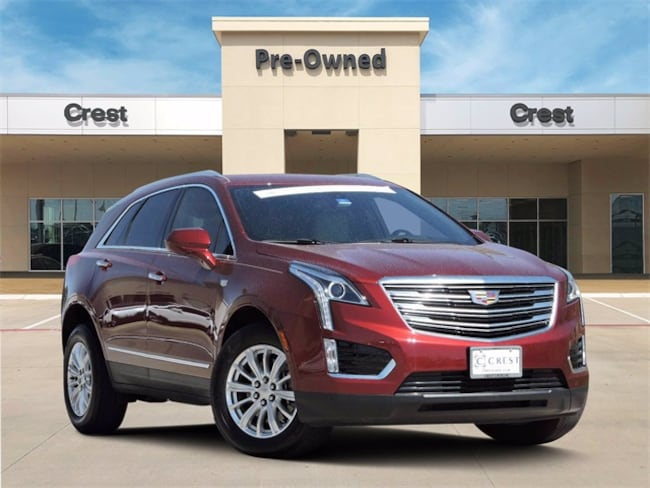 2017 Cadillac XT5 Certified SUV