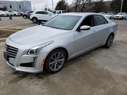 2018 Cadillac CTS 2.0L Turbo Luxury Sedan