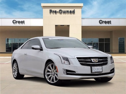 2017 Cadillac ATS 3.6L AWD Premium Luxury - Certified Coupe