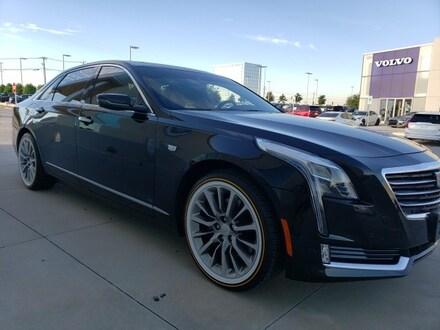 2017 Cadillac CT6 AWD 3.6L Luxury - Enhanced Vision & Comfort Pkg - Sedan
