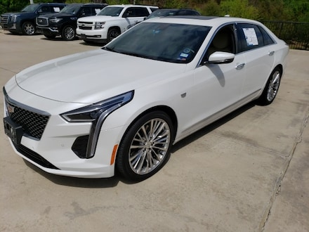 2019 Cadillac CT6 3.6L AWD Premium Luxury - Comfort & Technology - C Sedan