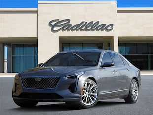 2019 CADILLAC CT6 3.6L Luxury Sedan