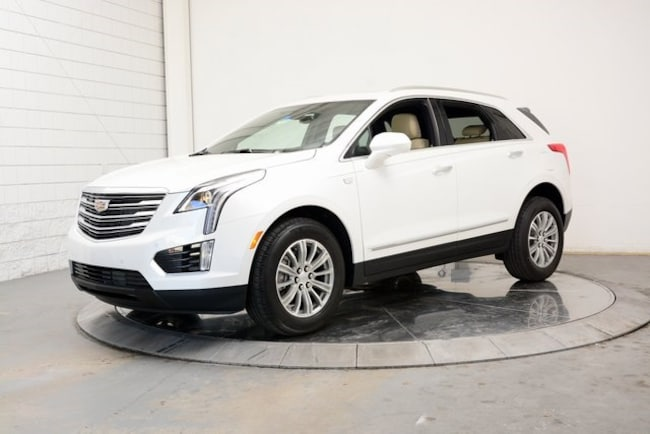 New 2019 Cadillac Xt5 For Sale Crystal White Tricoat 2019 Xt5