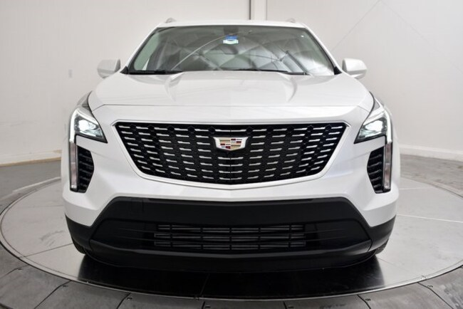 New 2019 Cadillac Xt4 For Sale Crystal White Tricoat 2019 Xt4