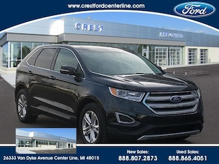 2015 Ford Edge SEL AWD 2.0L/Roof/Utility/Tech/18 Polished Wheels