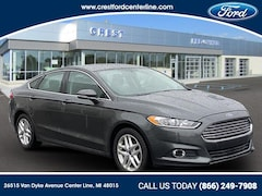 2016 Ford Fusion SE/1.5L/202A/Leather/Sync3/272/Bluecert