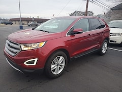 2018 Ford Edge SEL AWD/2.0L/201A/Leather/Cold Weather Pkg/18 Whee SUV