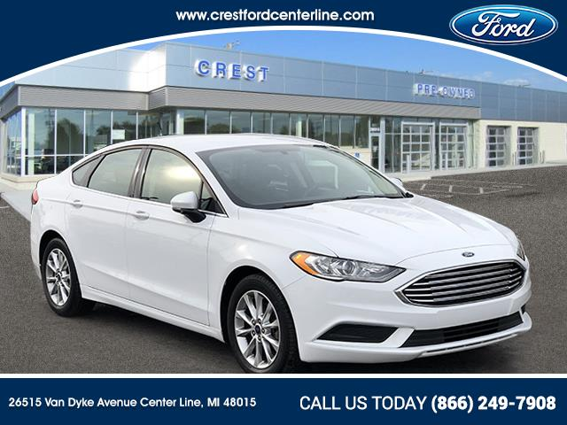 2017 Ford Fusion SE FWD/1.5L/200A/Sync 3/Tech Pkg/Auto Start-Stop/1 Sedan