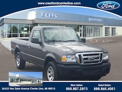 2008 Ford Ranger XL 2WD/2.3L/861A/Air Conditioning Pickup Truck