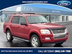 2010 Ford Explorer XLT 4X4/4.0L/102A/Sync/Roof/Leather/Tow Pkg/Appear SUV