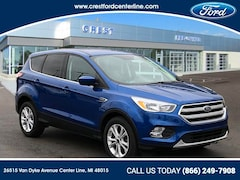 2017 Ford Escape SE FWD/1.5L/200A/17 Wheels/0 SUV