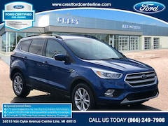 2017 Ford Escape SE 4WD/1.5L/201A/Sync 3/Technology Pkg/Blis/17 Whe SUV