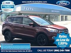 2018 Ford Escape SE/FWD/1.5L/200A/Sync3/276 SUV