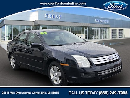 2009 Ford Fusion SE/FWD/2.3L/110A/Roof/226 Sedan