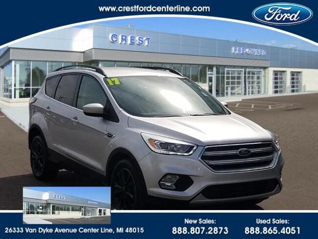 2017 Ford Escape SE FWD/1.5L/201A/Sync3/SE Cold Weather Pkg/98