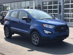2018 Ford EcoSport S/4WD/2.0L/100A/Base/225 SUV