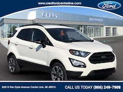 2020 Ford EcoSport SES/4WD/2.0/285