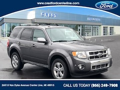 2012 Ford Escape Limited/V6/4WD/With Navigation SUV