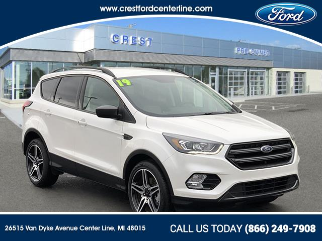 2019 Ford Escape SEL 4WD/1.5L/300A/Sport Appearance Pkg/19 Wheels