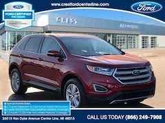 2017 Ford Edge SEL AWD/2.0L/201A/Nav/Technology Pkg/Cold Weather