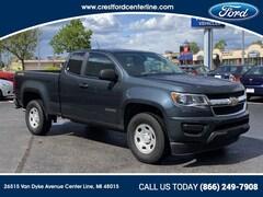 2018 Chevrolet Colorado Work Truck/Extcab/V4/Bluecert Pickup Truck
