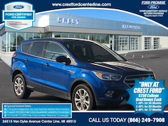 2017 Ford Escape SE/FWD/1.5L/200A/Coldwthrpkg/266