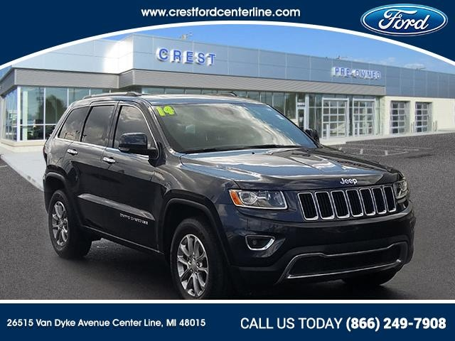 2014 Jeep Grand Cherokee Limited/V6/4WD/Navigation/Roof SUV