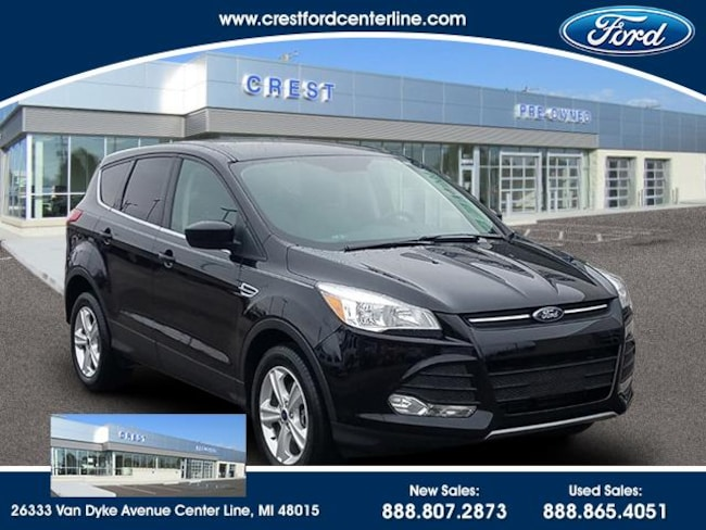 2016 Ford Escape SE 4WD 1.6L/200A SUV