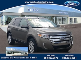 2012 Ford Edge SEL FWD/3.5L/200A/18 Painted Wheels