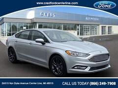 2018 Ford Fusion SE/1.5L/201A/Apppkg/Syn3/Cldwthrpkg/269