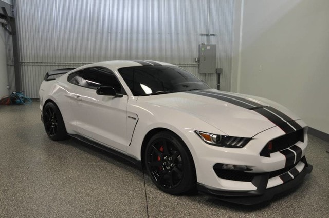 2018 Ford Mustang Shelby GT350R/920A/Stripe/Electronics Package Coupe