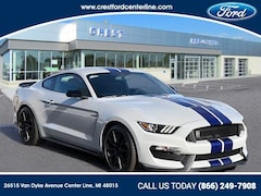 2016 Ford Mustang Shelby GT350 Manual/5.2L/900A/Racing Stripes/Track