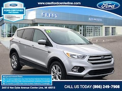 2017 Ford Escape SE 4WD/1.5L/200A/17 Wheels/0 SUV