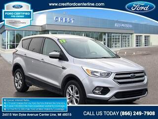 2017 Ford Escape SE 4WD/1.5L/200A/17 Wheels/0 SUV
