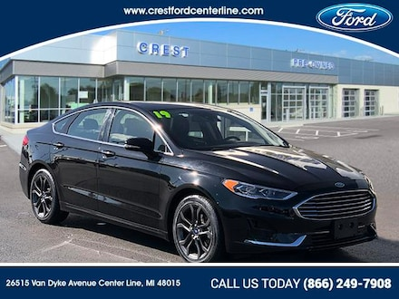 2019 Ford Fusion SEL/FWD/1.5L/200A/Roof/306